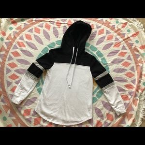 Chance or Fate Colorblock Hoodie